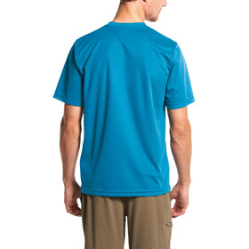 Maier Sports Walter Kortærmet T-shirt Herrer blå